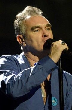 Morrissey in concerto: Robert Mondavi Center - Davis, California - 4.3.2013)