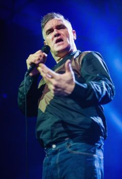 Morrissey in concerto: Moore Theatre, Washington - 6.3.2013